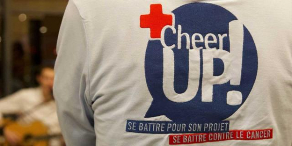 Cheer Up tee-shirt