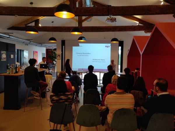 Conférence sur la communication digitale à Bordeaux