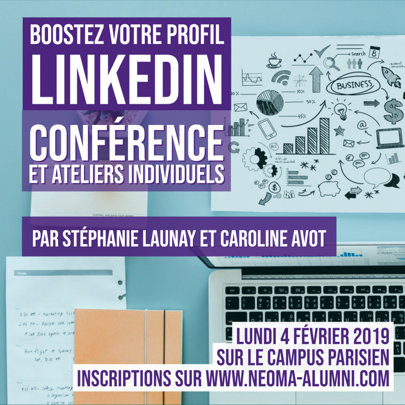 Save the date : Conférence