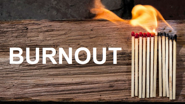 Webconférence - Beating Burnout and Learning to Thrive