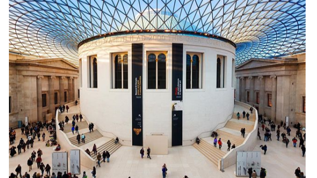 Reporté - Week-end visit of the British Museum & Drinks